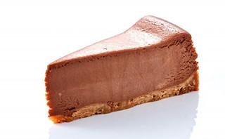 Чизкейк шоколадный